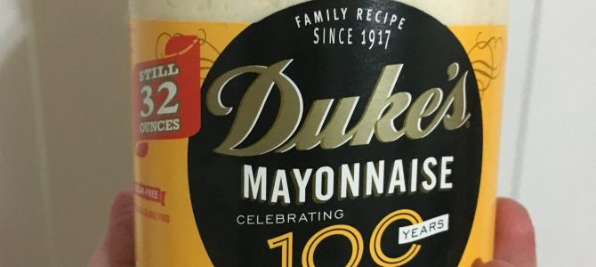 100th Anniversaries – Cheerwine (NC) and Duke's Mayonnaise (SC)