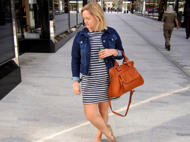 the carolove jack wills striped dress 1