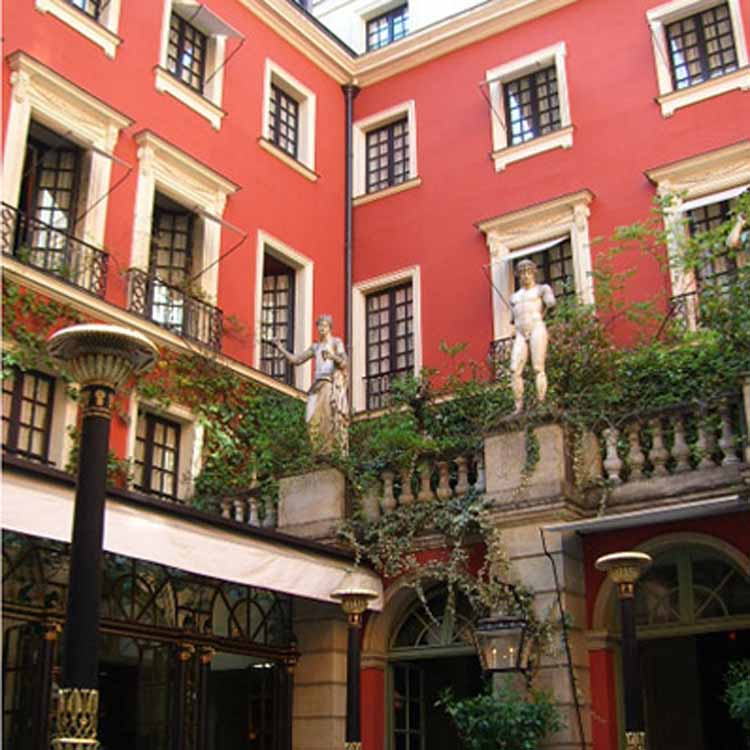 Hotel Costes Paris Restaurant Reservations