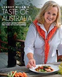 Taste of Australia Lyndey Milan