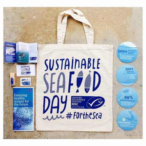 Sustainable Seafood Day Free Hosting Pack