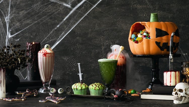 Credit: Image from Sweet! Celebrations CookBook – Halloween Chapter