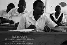 In the classroom at SSBS