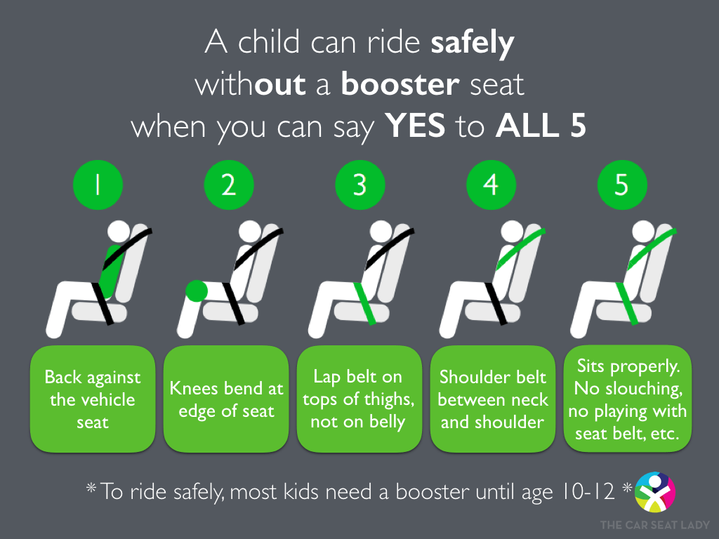 The Car Seat Ladytop 10 Car Safety Tips