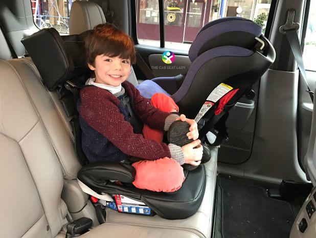 Missouri Car Seat Laws Forward Facing