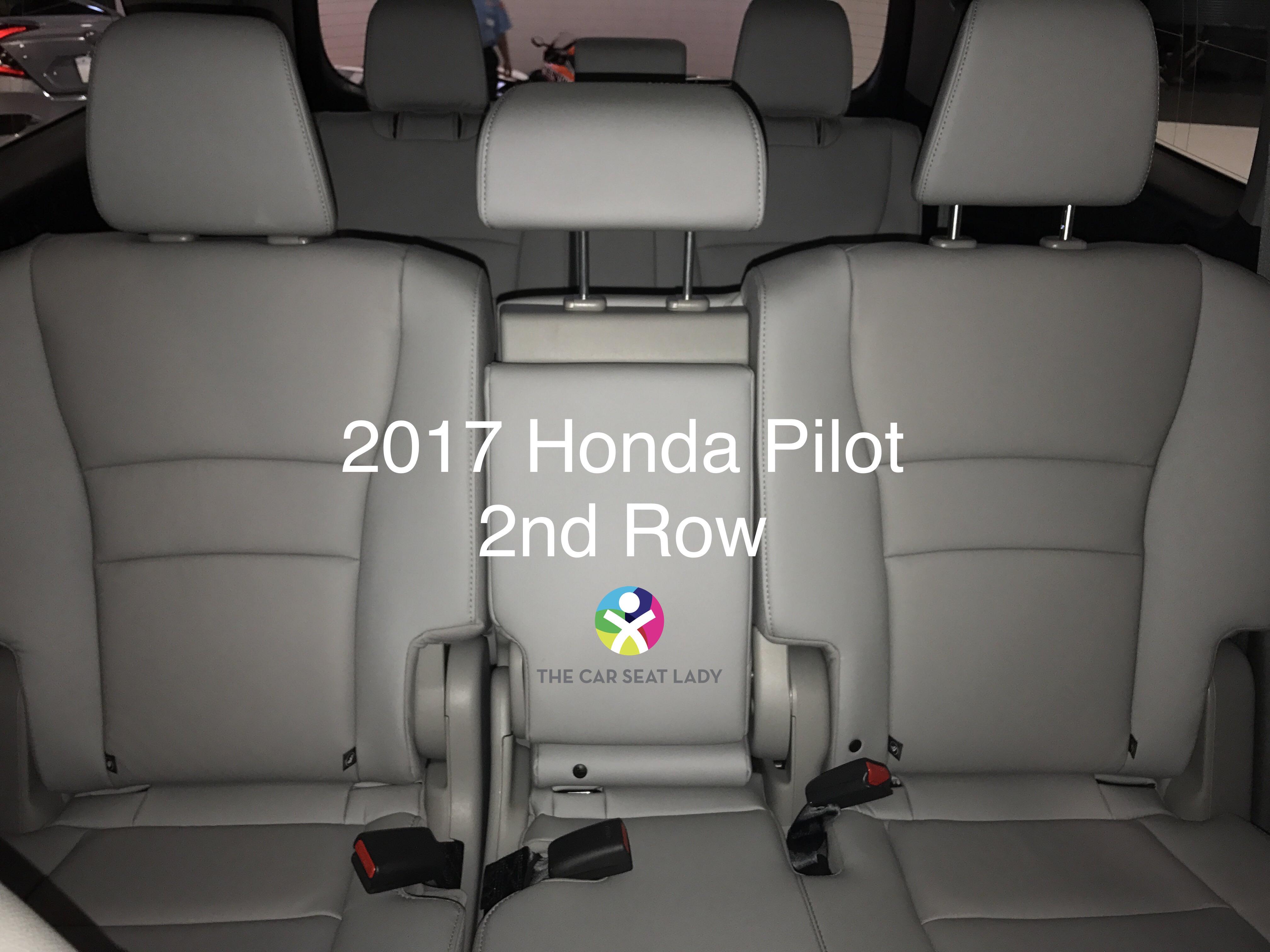 The Car Seat LadyHonda Pilot The Car Seat Lady