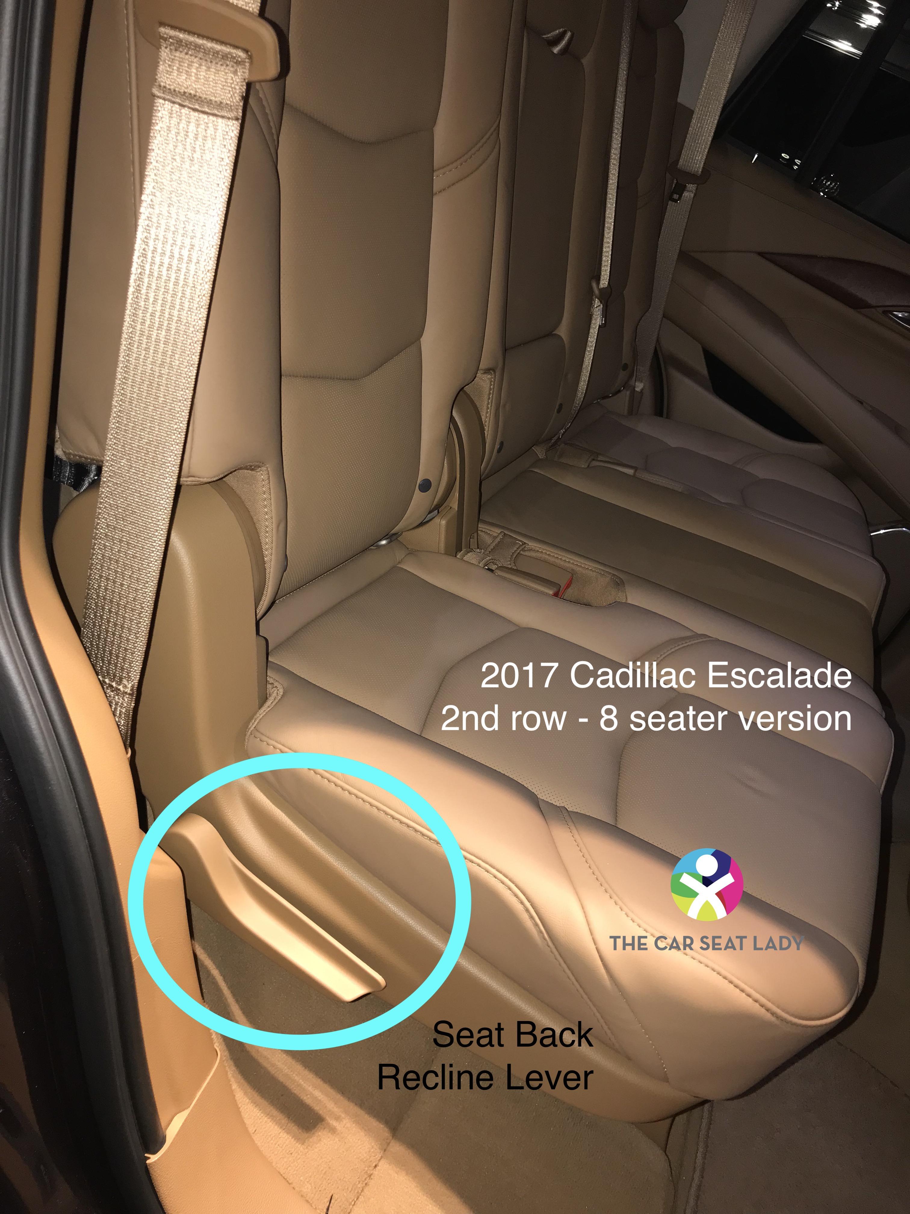 Chevrolet Tahoe 2017 Interior