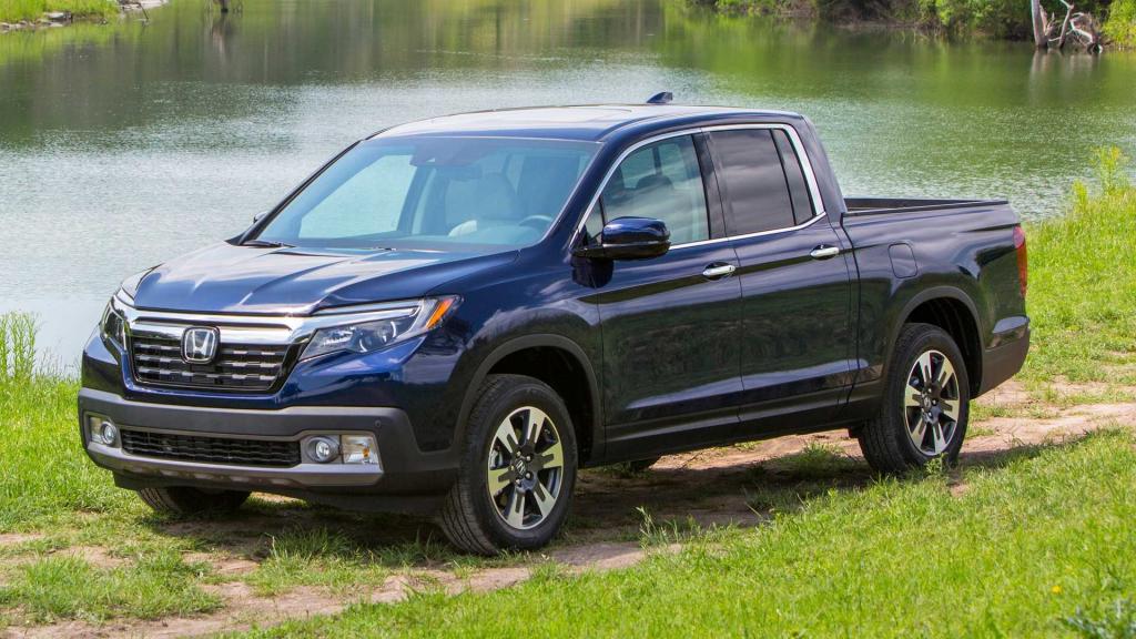 2021 Honda Ridgeline Price