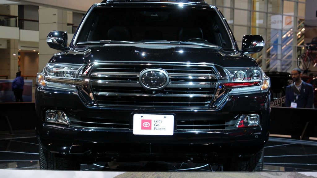 2021 Toyota Land Cruiser Price
