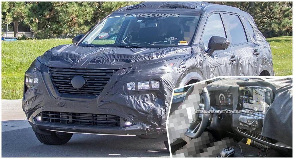 2021 Nissan Rogue Exterior