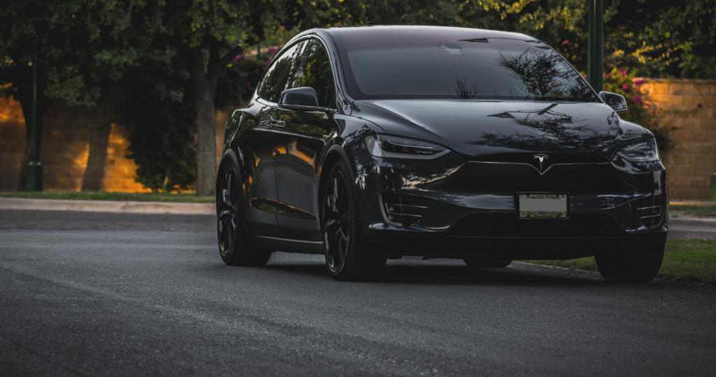 2021 Tesla Model 3 Exterior
