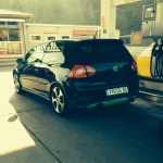 Modified Golf Gti Spotted In Germany The Car Spotter Blog