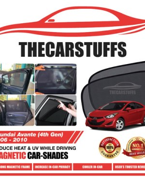 Hyundai Car Sunshade for Avante (4th Gen) 2006 - 2010