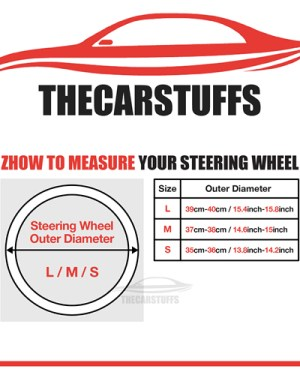 How to measure your steering wheel