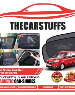 Fiat Car Sunshade for Doblo 2nd Gen 2010 Onwards
