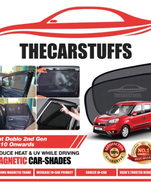 Fiat Car Sunshade for Doblo 2nd Gen 2010 Onwards