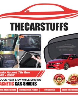 Honda Car Sunshade for Accord 7th Gen 2002 - 2007