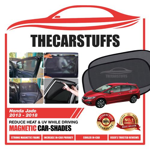 Honda Car Sunshade for Jade 2013 - 2018