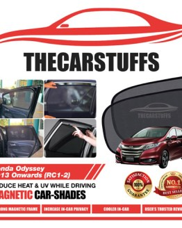 Honda Car Sunshade for Odyssey 2013 Onwards (RC1-2)