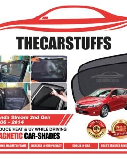 Honda Car Sunshade for Stream 2nd Gen 2006 - 2014
