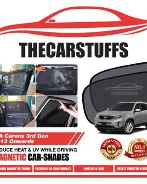 Kia Car Sunshade for Carens 3rd Gen 2013 Onwards