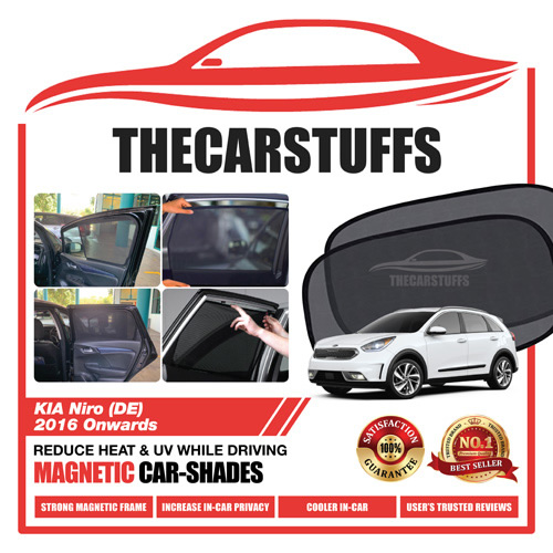 Kia Car Sunshade for Niro (DE) 2016 Onwards