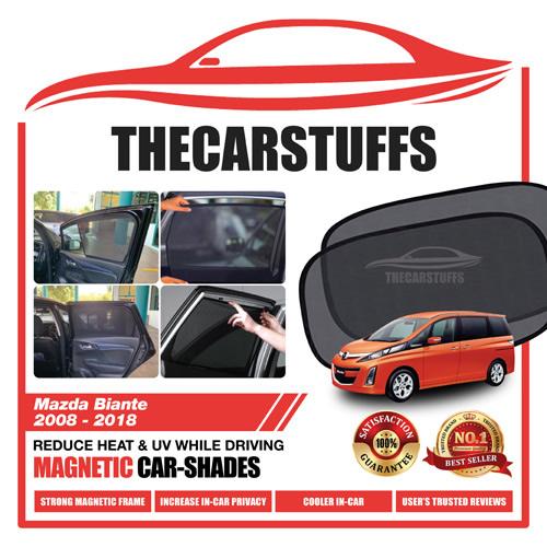 Mazda Car Sunshade for Biante 2008 - 2018