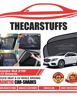 Mercedes Car Sunshade for GLA X156 2013 Onwards