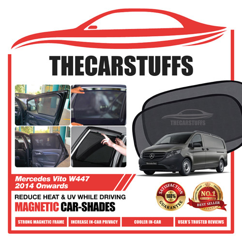 Mercedes Car Sunshade for Vito W447 2014 Onwards
