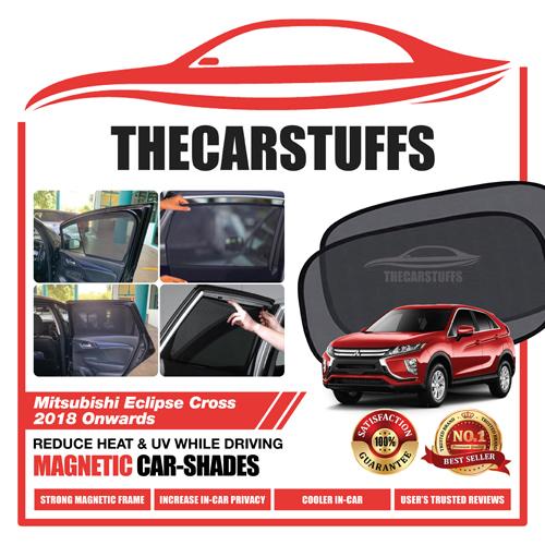 Mitsubishi Car Sunshade for Eclipse Cross 2018 Onwards