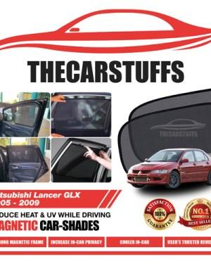 Mitsubishi Car Sunshade for Lancer GLX 2005 - 2009