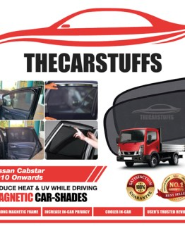 Nissan Car Sunshade for Cabstar 2010 Onwards