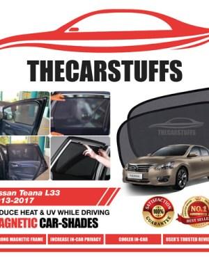 Nissan Car Sunshade for Teana L33 2013 - 2017