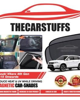 Suzuki Car Sunshade for Vitara 4th Gen 2015 Onwards