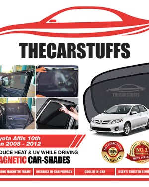 Toyota Car Sunshade for Altis 10th Gen 2008 - 2012