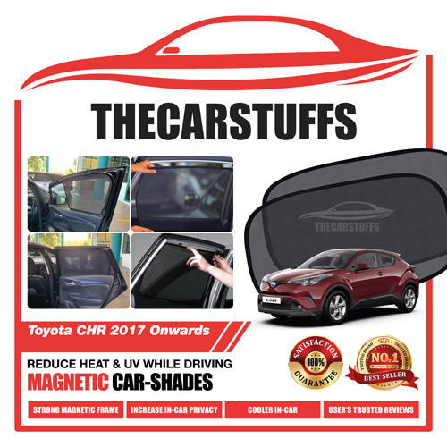 Toyota Car Sunshade for CHR 2017 Onwards