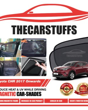 Toyota Car Sunshade for CHR 2017 Onwards