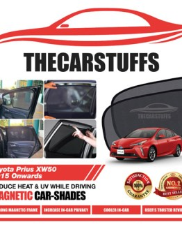 Toyota Car Sunshade for Prius XW50 2015 Onwards