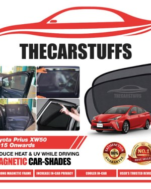 Toyota Car Sunshade for Prius XW50 2015 Onwards