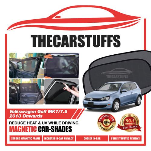 Volkswagen Car Sunshade for Golf MK7/7.5 2013 Onwards