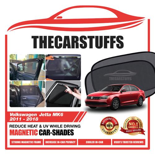 Volkswagen Car Sunshade for Jetta MK6 2011 - 2018
