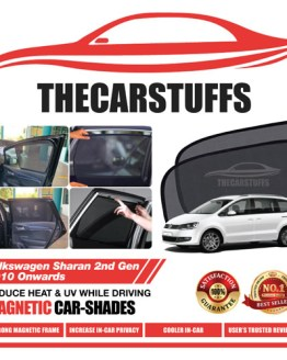 Volkswagen Car Sunshade for Sharan 2nd Gen 2010 Onwards