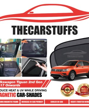 Volkswagen Car Sunshade for Tiguan 2nd Gen 2017 Onwards