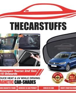 Volkswagen Car Sunshade for Touran 2nd Gen 2015 Onwards