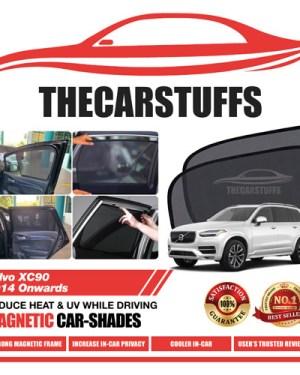 Volvo Car Sunshade for XC90 2014 Onwards