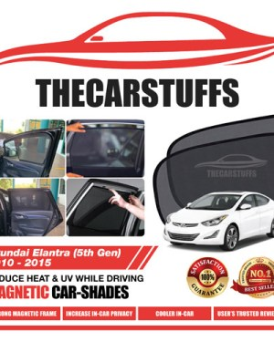 Hyundai Car Sunshade for Elantra (5th Gen) 2010 - 2015