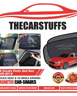 Kia Car Sunshade for Cerato Forte 2nd Gen 2008 - 2012