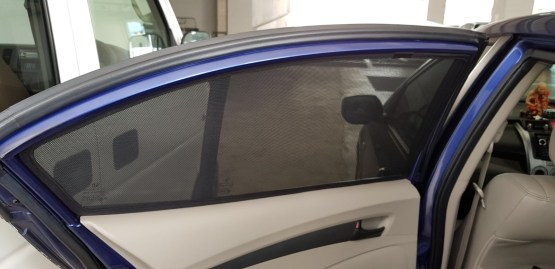 Toyota Car Sunshade for Axio 2012 Onwards