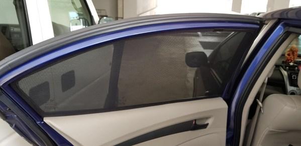 Nissan Car Sunshade for Note 2nd Gen 2012 Onwards