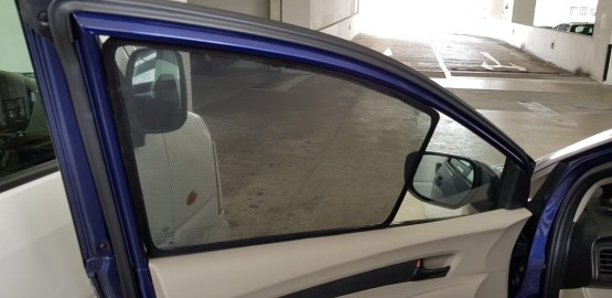 Honda Car Sunshade for Airwave 2005 - 2010
